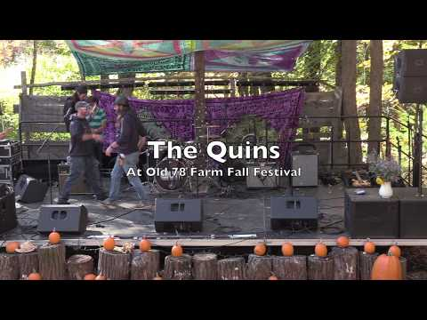 The Quins at Old 78 Farm Fall Festival 2019~10~05