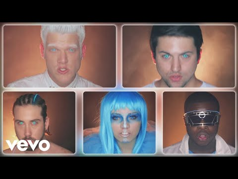 preview Pentatonix - Daft Punk from youtube