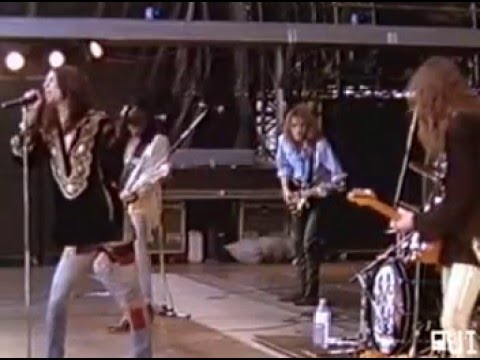 monsters of rock - moscow 91' - (pantera, black crowes, metallica,  acdc)Full concert