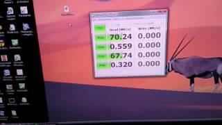 CrystalDiskMark - Drive benchmark tool