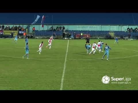 Super liga 2018/19: 20.kolo: OFK BAČKA – VOJVODINA 0:0