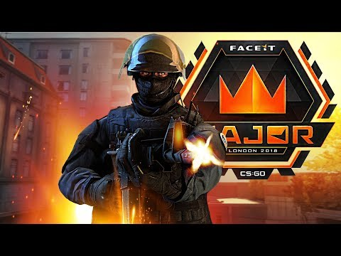 CS:GO - FACEIT MAJOR 2018 (Fragmovie)