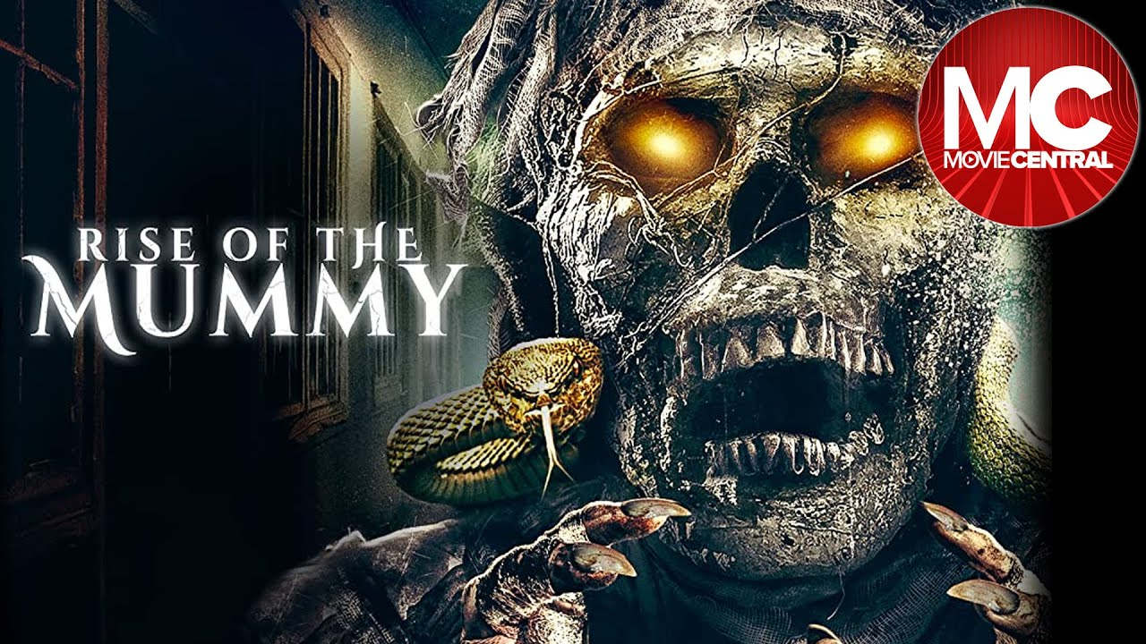 Download Rise of the Mummy   Full Horror Movie   New 2021