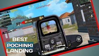 No Pain No Gain Landing Pochinki Fpp   Pubg Mobile   Gameplay