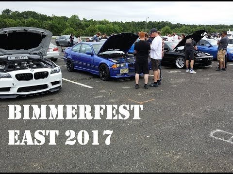 Bimmerfest East 2017 Englishtown, New Jersey