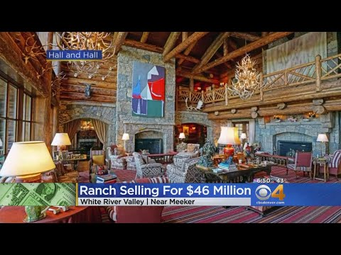 None - Can you afford this 46 million dollar CO home?