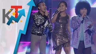 Gambar cover PART 2: TNT Season 3 grand finalists perform on It's Showtime stage!!!