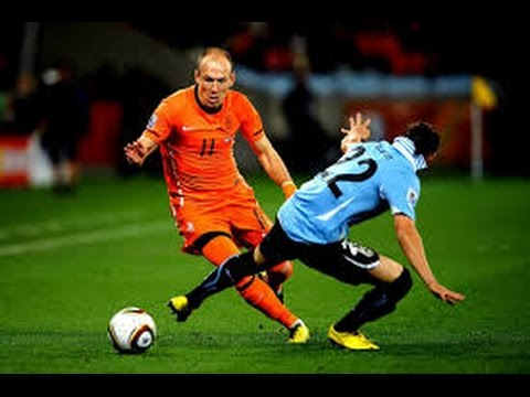 Arjen Robben on training - video dailymotion