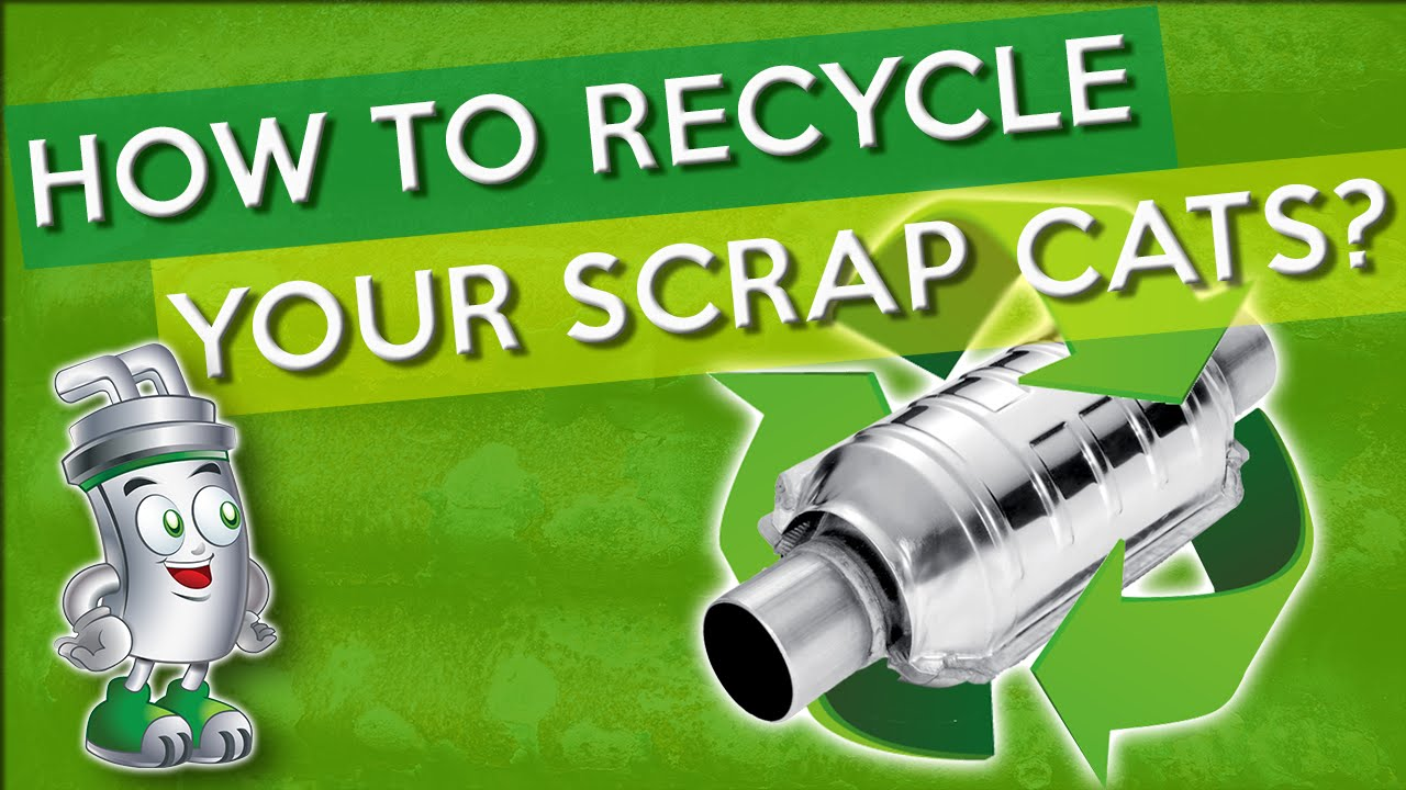 Catalytic Converter Buyers >> How To Recycle Your Scrap Catalytic Converters With Ecotrade Group