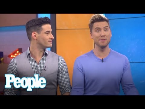 Lance Bass Reveals His Valentine's Day Plans | People