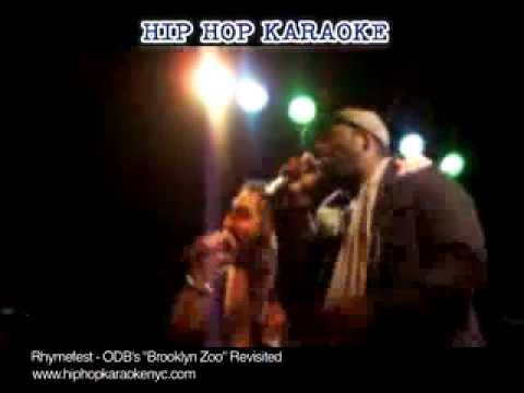 Rhymefest Returns to Hip Hop Karaoke!