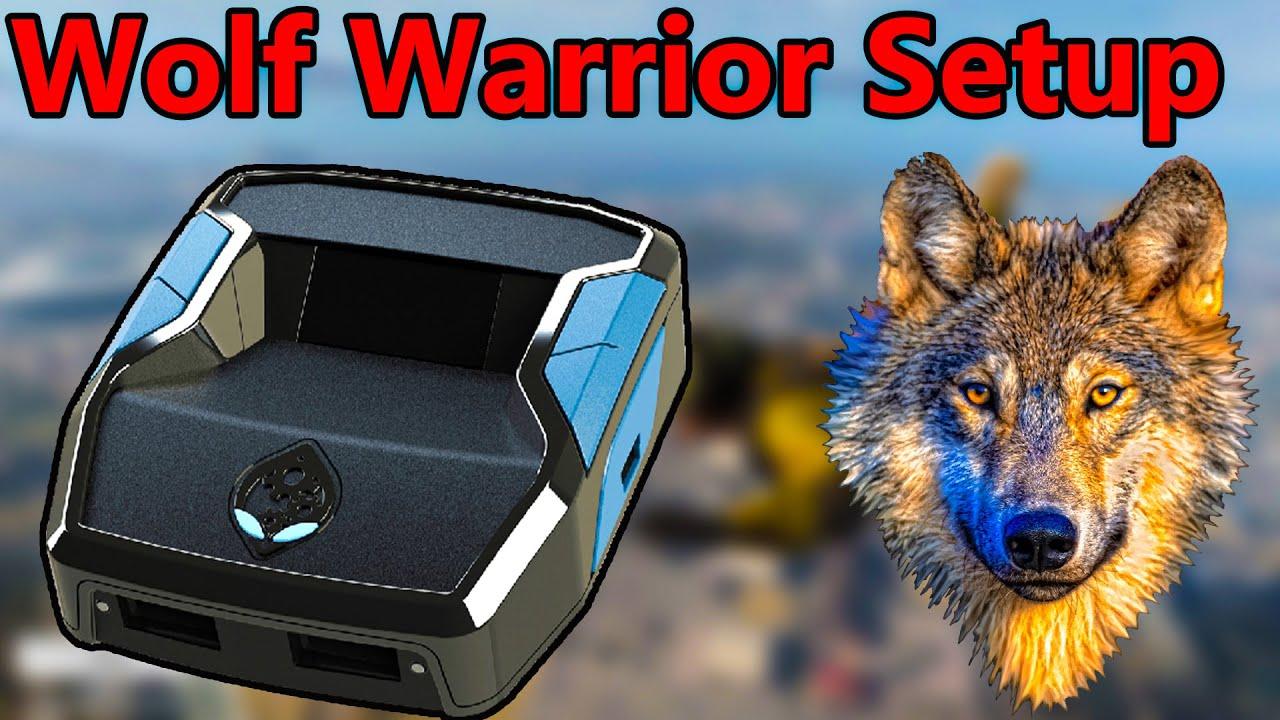 Download NEW Cronus ZEN Warzone Script Setup Guide for Beginners   Wolf Warrior Script   BEST ZEN SCRIPTS