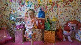 видео Подарки детям на день рождения