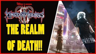 KINGDOM HEARTS 3 THE REALM OF DEATH THEORY