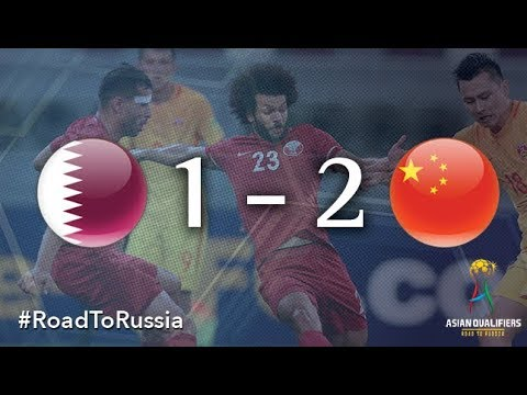 Qatar vs China (2018 FIFA World Cup Qualifiers)