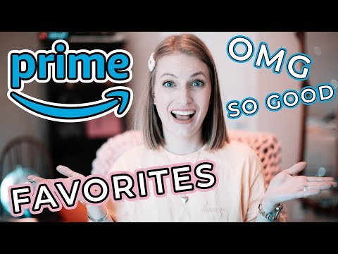 AMAZON PRIME FAVORITES