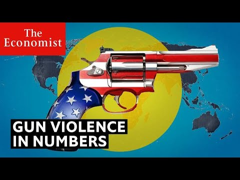 Mapping Global Gun Violence | The Economist