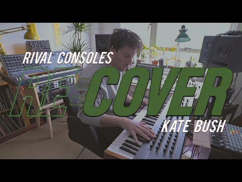 Watch Rival Consoles Cover Kate Bush's 'Running Up That Hill' - RE:COVER