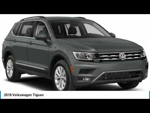 2018 Volkswagen Tiguan VF18S120