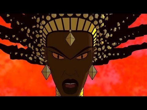 Download Kirikou and the Men and the Women MOVIE Trailer