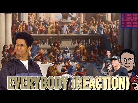 LOGIC EVERYBODY ALBUM (REACTION)