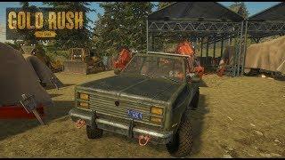 Gold Rush The Game #1 | Comenzamos Conociendo el Pueblo