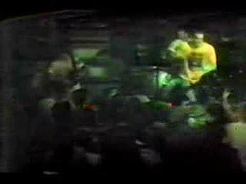 Descendents Live Early 80's in color