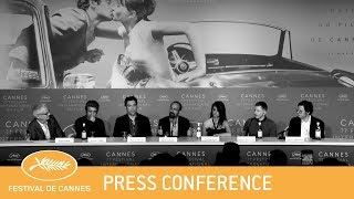 TODOS LO SABEN - Cannes 2018 - Press conference - EV