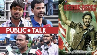 George Reddy Movie Public Talk