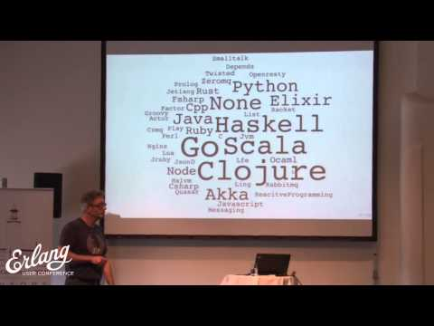 Garrett Smith  Why The Cool Kids Don't Use Erlang