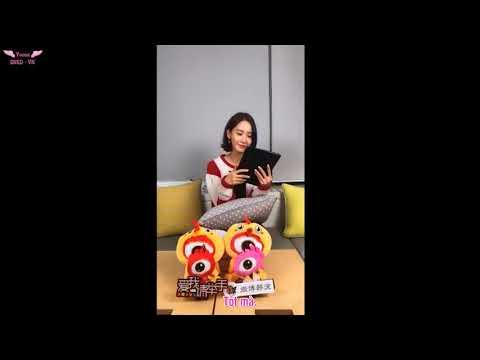 [VIETSUB] 170927 Yoona Live Chat Weibo [Yoona SNSD - VN]
