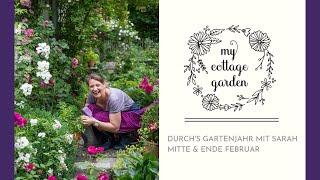 Gartentipps im Februar - Der Cottage Garten, mehr Genuss, weniger Arbeit