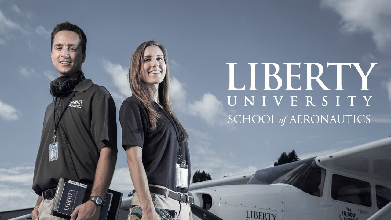 Liberty University School of Aeronautics: Student Attention