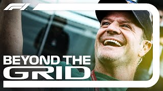 Rubens Barrichello Interview | Beyond The Grid | Official F1 Podcast