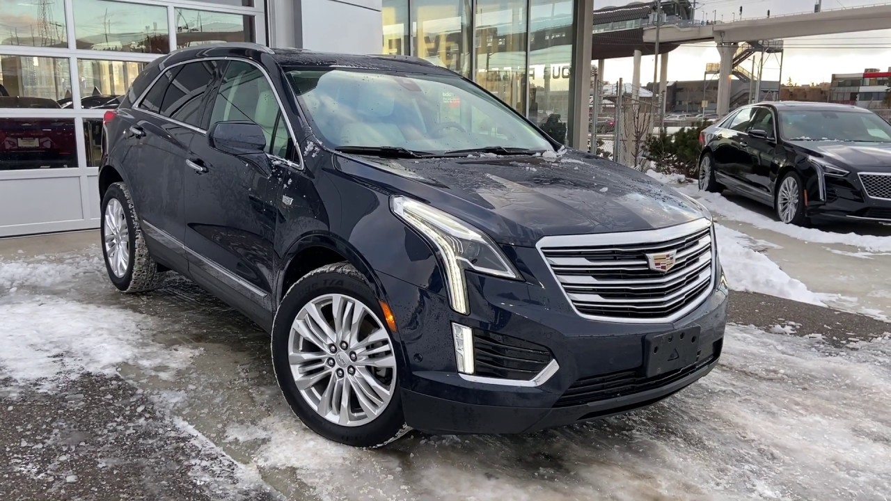 Used 2017 Cadillac XT5 Premium Luxury Review - GSL GM City ...
