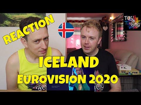 ICELAND EUROVISION 2020 REACTION: Daði Og Gagnamagnið – Think About Things