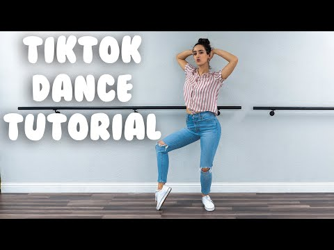 Learn The Renegade TikTok Dance In 5 Minutes I Easy Tutorial @MissAuti