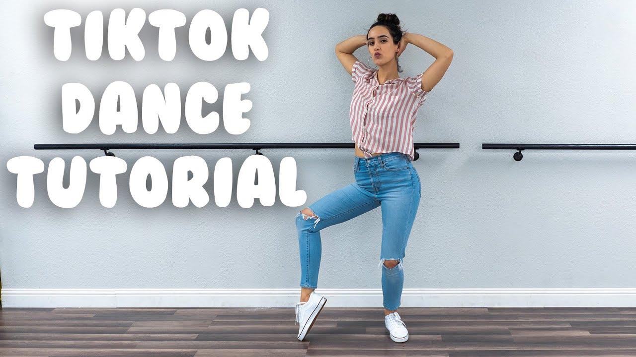 Learn The Renegade Tiktok Dance In 5 Minutes I Easy Tutorial Missauti Youtube