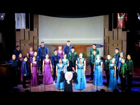 O Salutaris Hostia - UP Concert Chorus - UPBeat: Remix