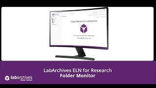 ELN for Research - Folder Monitor