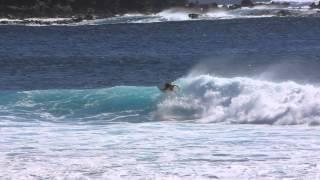 Maui and Sons Rapa Nui Pro 2013 - Highlights Día 1