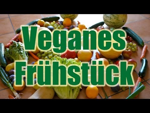 Veganes Frühstück - Das Power Müsli [VEGAN]