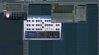 v station tutorial hardtrance lead sound fl 10 studio