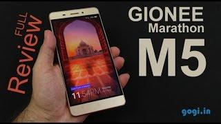 Gionee Marathon M5 full review