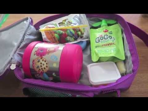SCHOOL LUNCH IDEAS!   What My Picky Eater Ate This Week!   Week 2