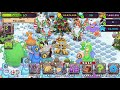 Powering up Cold island Wubbox | My Singing Monsters