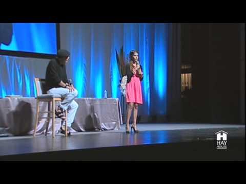 I Can Do It! 2012: Toronto - Dr. Wayne Dyer's daughter, Saje Dyer