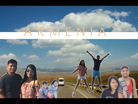 Armenia Travel VLOG | sealedsuitcase