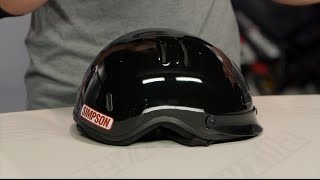 Simpson Shorty OTW Half Helmet Review