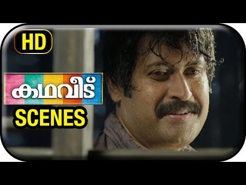 Kathaveedu Malayalam Movie   Scenes   Manoj K Jeyan gets orange for Mallika   Kunchako Boban